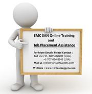 Best Corporate Online Training on EMC SAN-VirtualNuggets.com